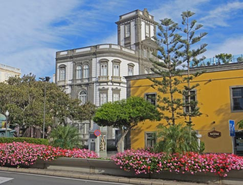 Historic Building on Gran Canaria Island