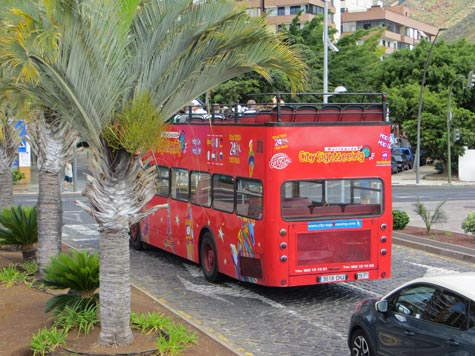 Tenerife Transportation Services